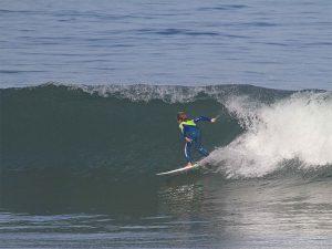 Les meilleures plages de surf en Cantabrie, Noja