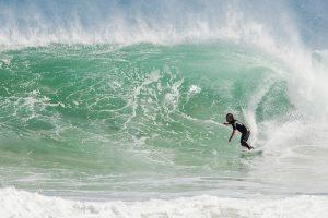 Les meilleures plages de surf en Galice, Razo