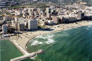 top 6 plus belles plages de Fuengirola en Espagne