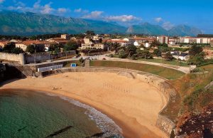 Playa del Sablon Asturies