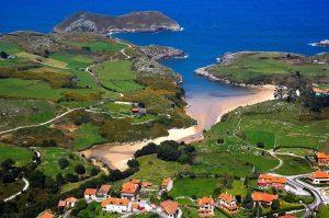 top 10 meilleures plages des Asturies en Espagne