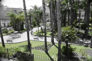 parc Agustín Jerez visiter Melilla