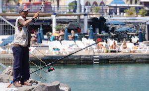 place des pêcheurs Melilla