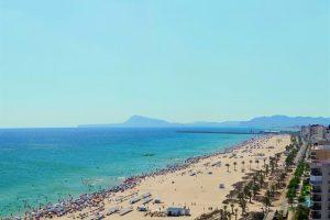 La plage de Grandia