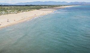 La plage de Sant Pere Pescador