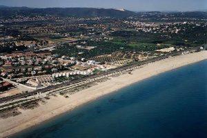La playa Larga