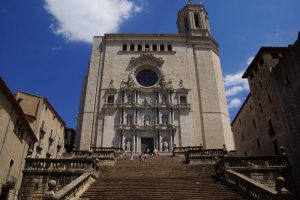 la Cathédrale Sainte-Marie de Gérone