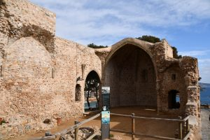 les Ruines de l'église de Sant Vicenç