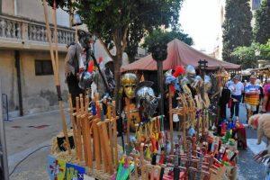 marché médiéval de Tarragone