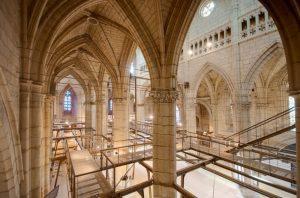 Cathédrale de Santa Maria à Vitoria