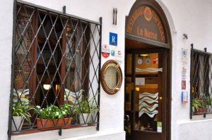 La Nansa restaurant à Sitges