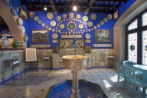 le Musée Cau Ferrat de Sitges à Sitges