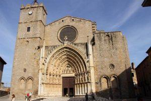 Basilique de Santa Maria de Castello