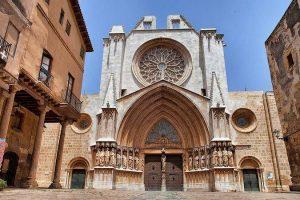la Cathédrale de Tarragone