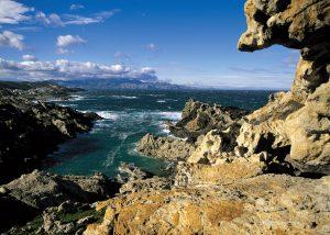 le parc naturel de Cap Creus à llanca