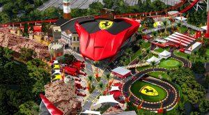 parc Ferrari Land