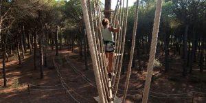 la Costa Brava Parc Aventura