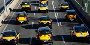 les taxis autorisés en espagne